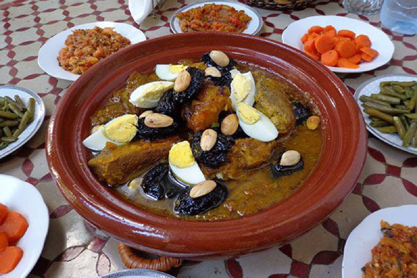 Moroccan beef tagines recipe - Moroccan cuisine recipes ...